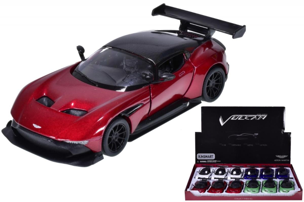 Die Cast Aston Martin Vulcan Ty4142 Argosy Toys