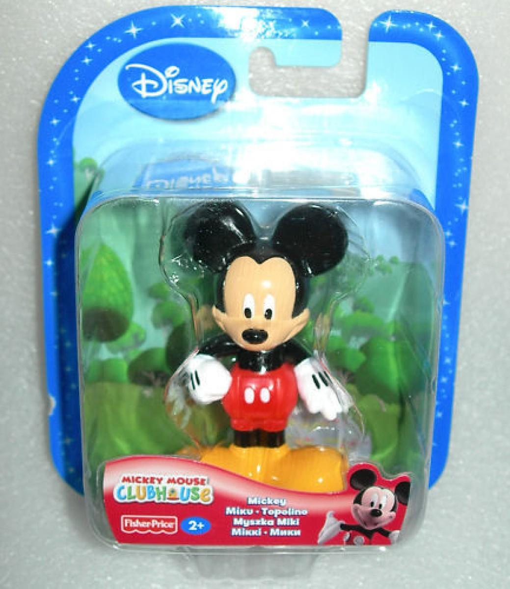 Mickey Mouse Clubhouse Mickey Figure Argosy Toys