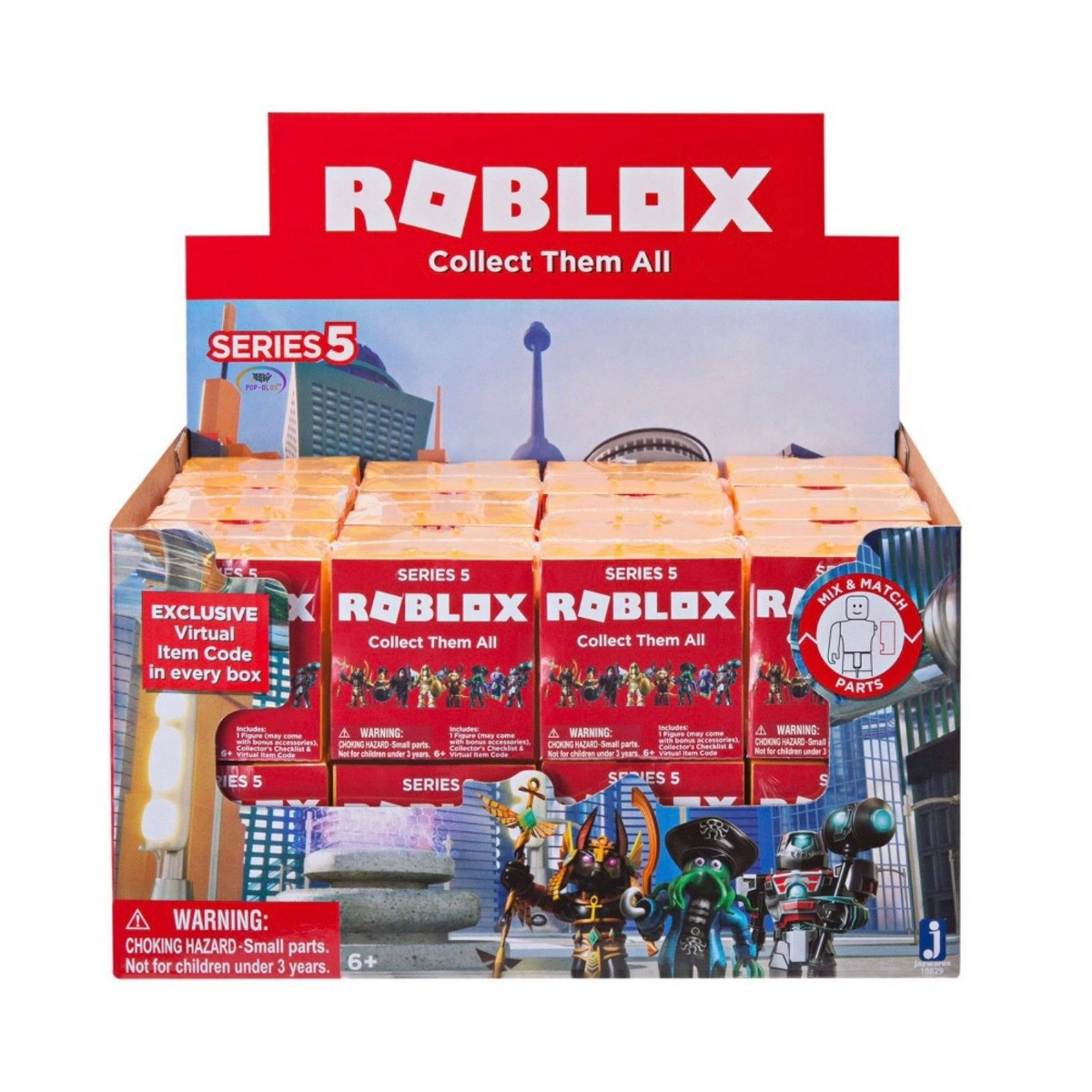 Roblox Mystery Box Series 3 - Roblox Mystery Box Series 5