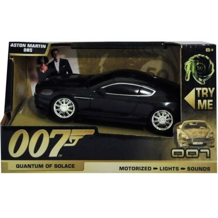 007 Quantum Of Solace Vehicle 15cm