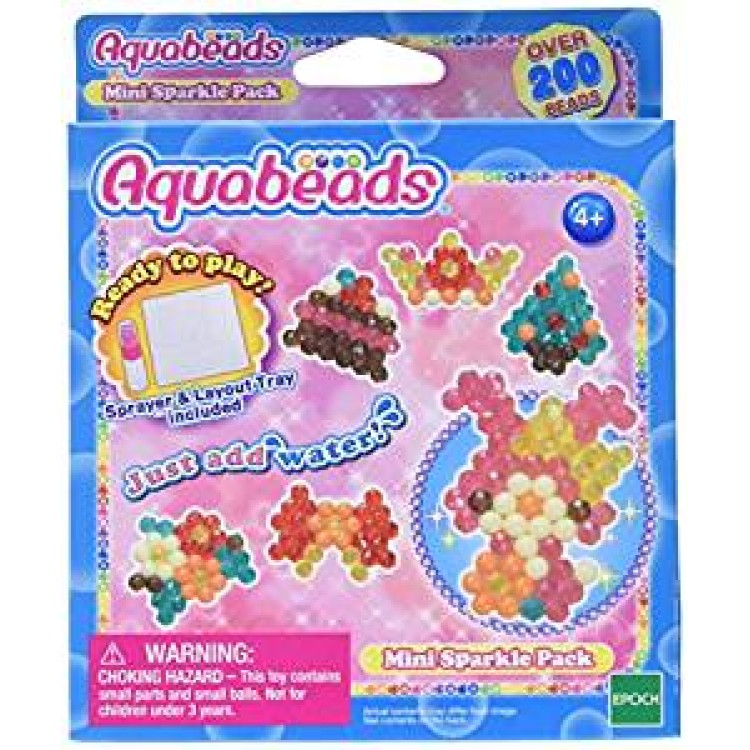 Aquabeads - Mini Sparkle Pack