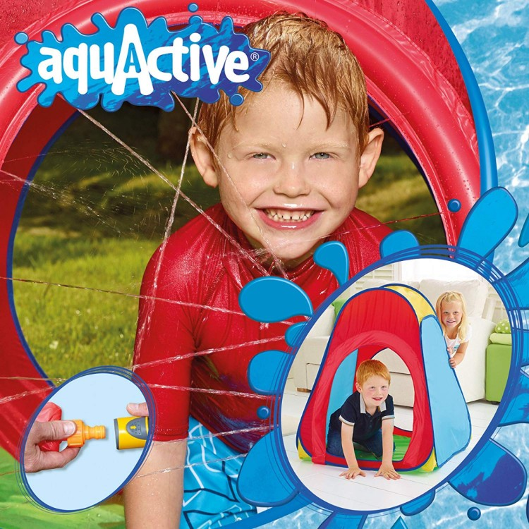 Aquactive play tent