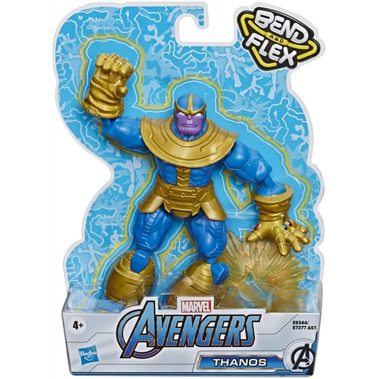 Avengers Bend and Flex Thanos E8344