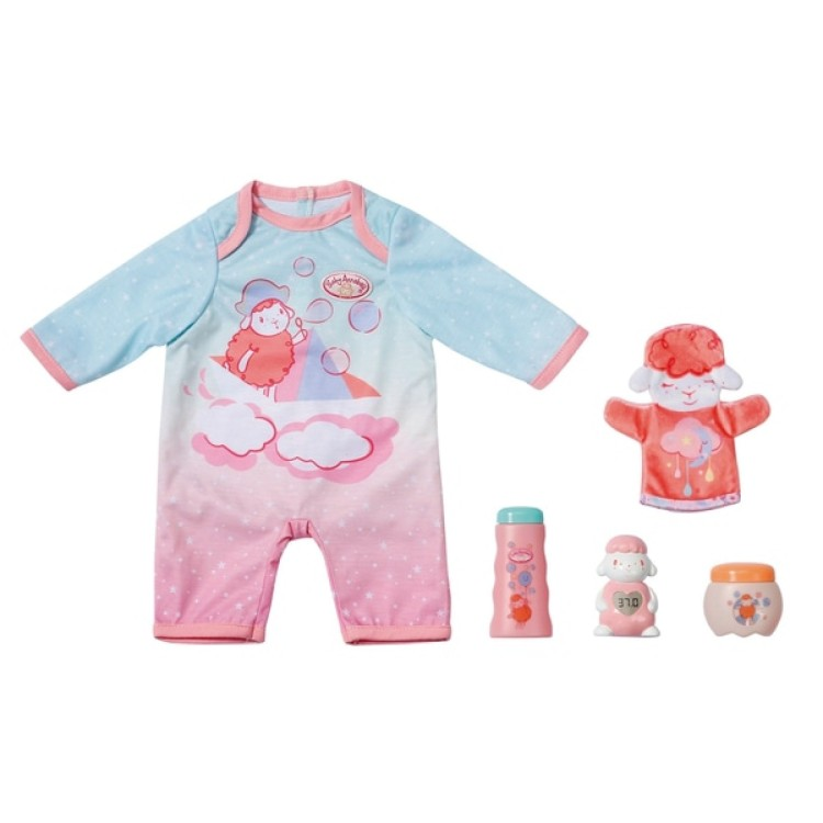 baby annabell baby care set 3 years+