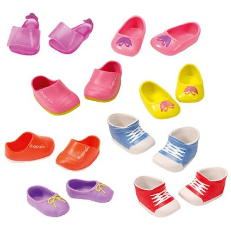 Baby Born Shoes 2pk