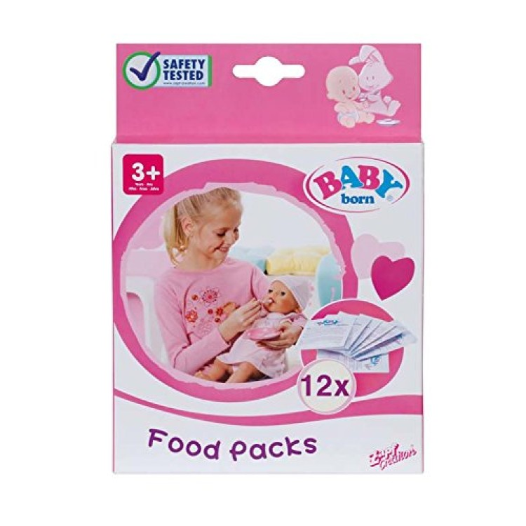 Baby Born Food pack