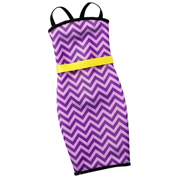 Barbie Accessory Pack Purple Dress