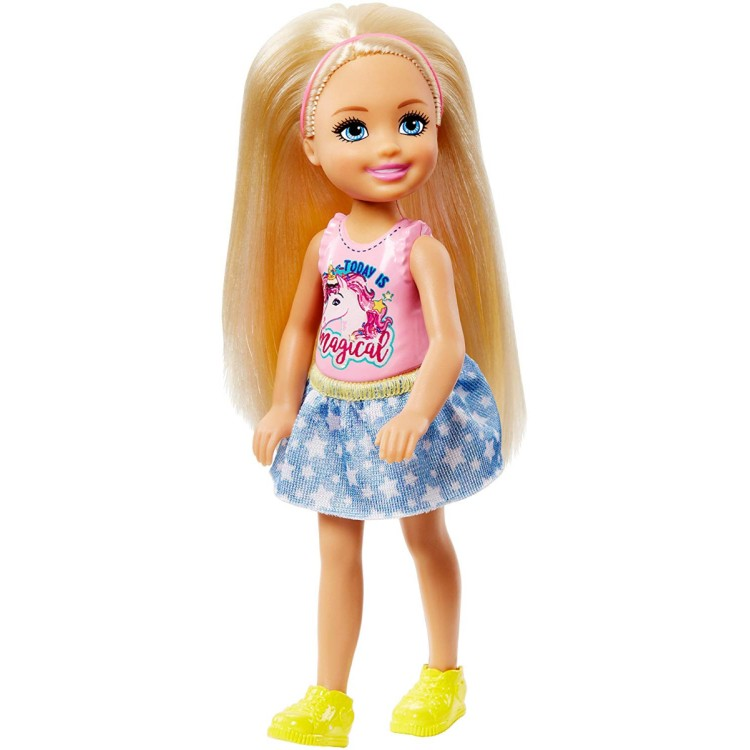 Barbie Club Chelsea Unicorn Doll