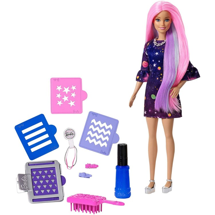 Barbie Colour Change Hair