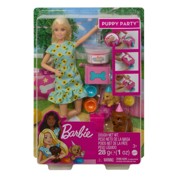 Barbie Puppy Party GVX75