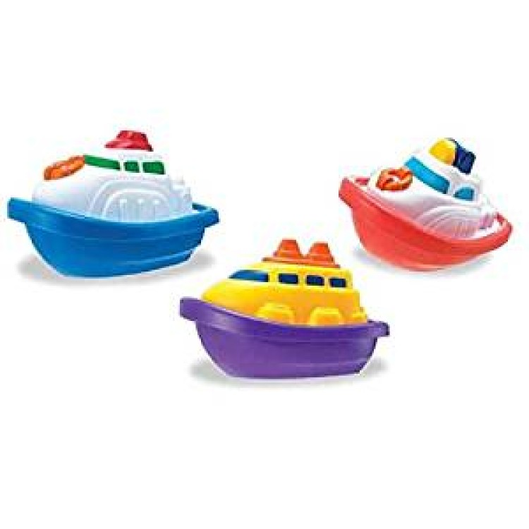 Bath Buddies Mini Boat