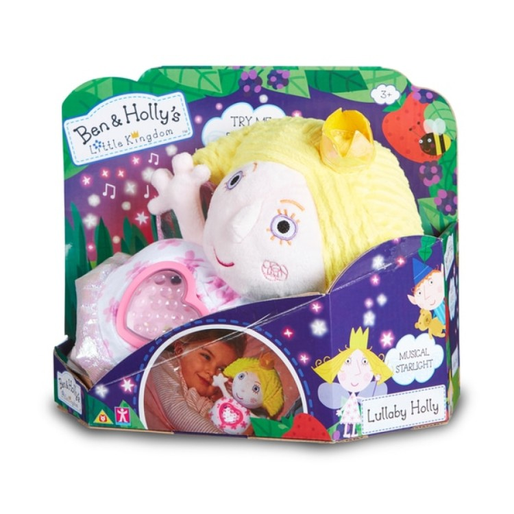 Ben & Holly's Little Kingdom Lullaby Holly Plush