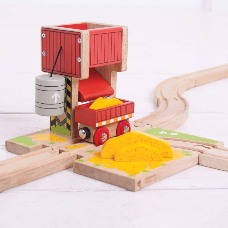 Bigjigs Rail - Sand Tower