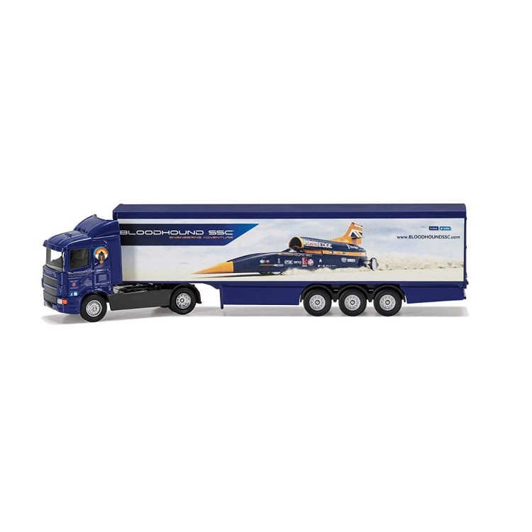 Corgi Bloodhound SSC Super Hauler lorry