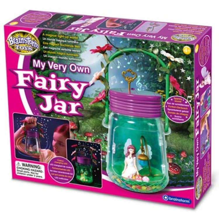Brainstorm Toys My Very Own Fairy Jar