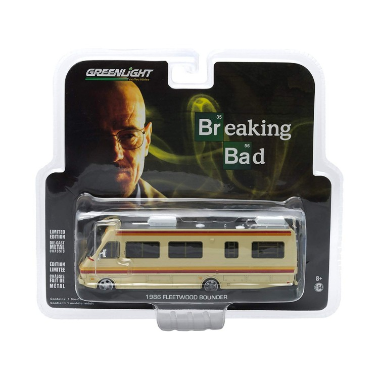Breaking Bad 1986 Fleetwood Bounder