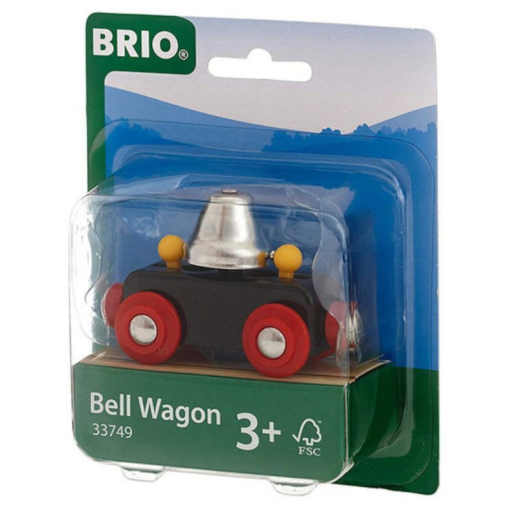 Brio World 33749 Bell Wagon