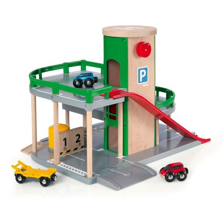 Brio World 33204 Parking Garage