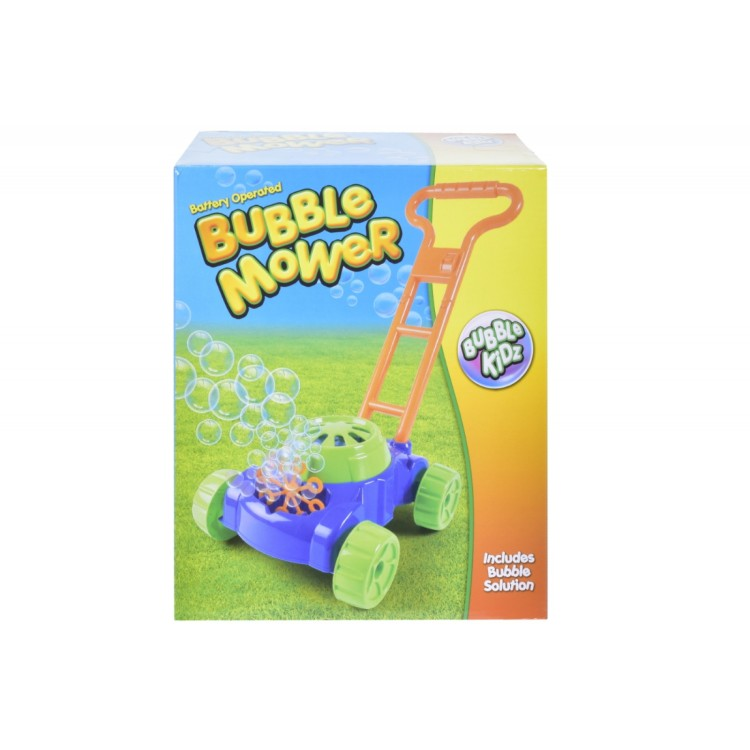 Bubble Mower In Colour Box TY4372