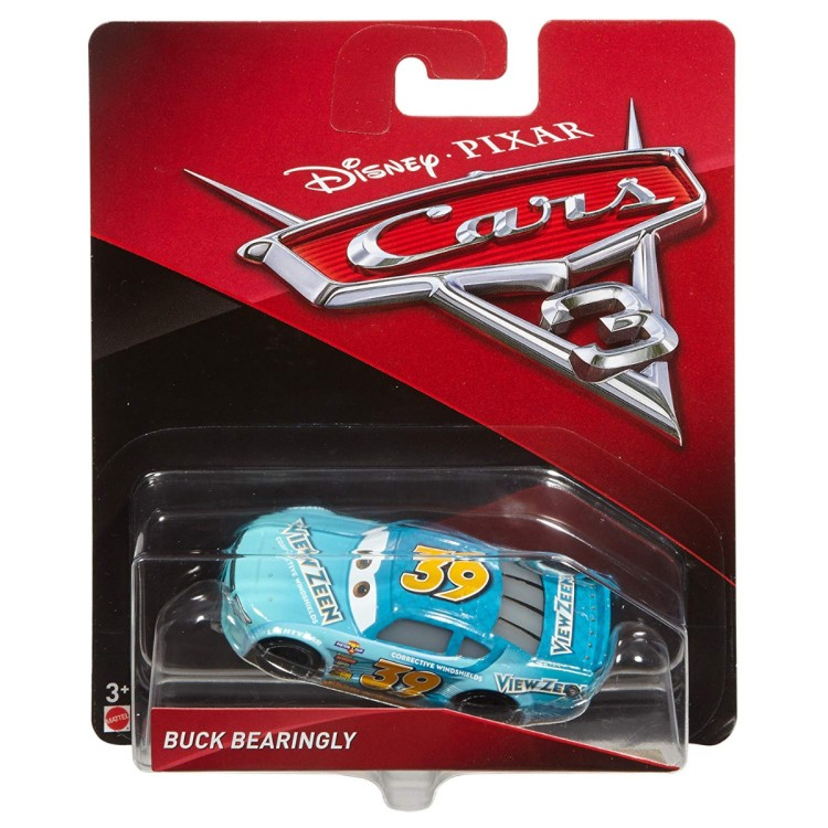 Cars 3 Buck Bearingly