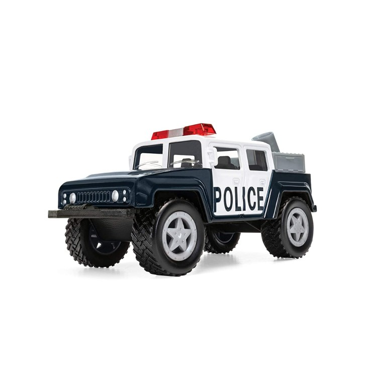 Chunkies Die-Cast Vehicle - Off Road Police S.W.A.T.