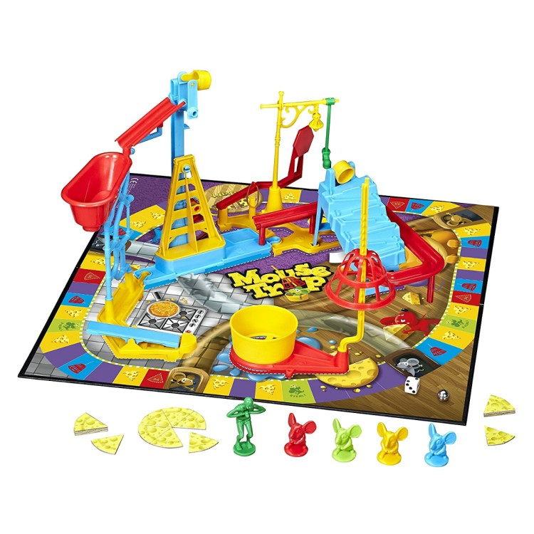 CLASSIC MOUSETRAP game