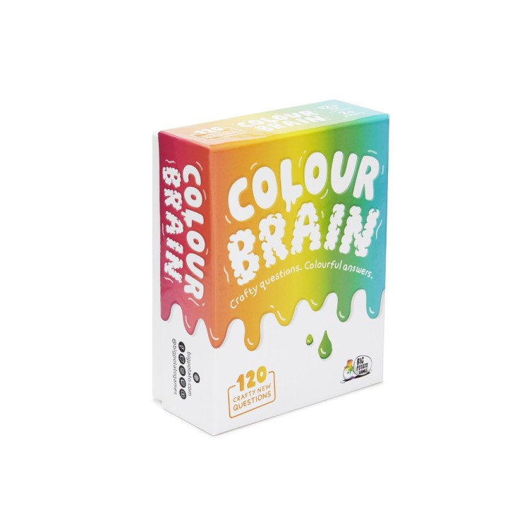 Big Potato Games - Colour Brain Mini Edition