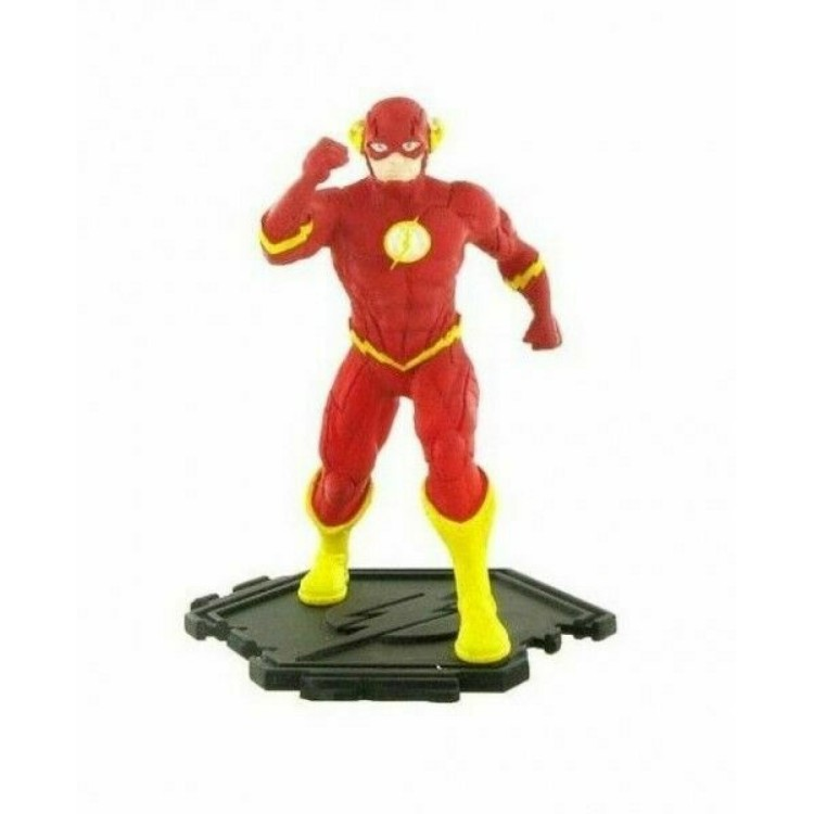 Comansi DC Justice League Figure FLASH
