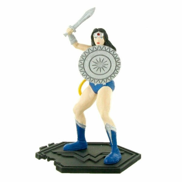 Comansi DC Justice League Figure WONDER WOMAN