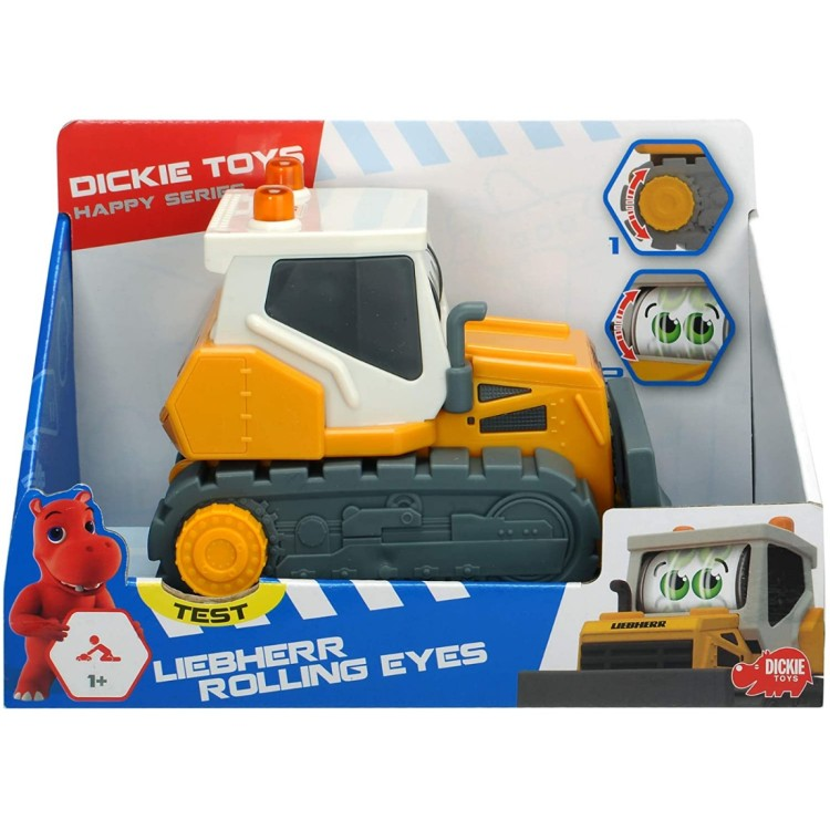 Dickie Toys - Happy Rolling Eyes Assorted