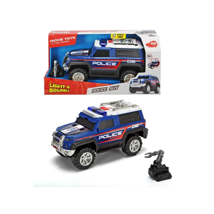Dickie Toys Police SUV truck 29cm