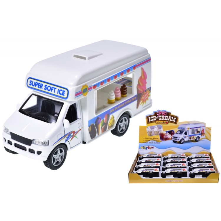 Die Cast Ice Cream Truck - Justified and Ancient!
