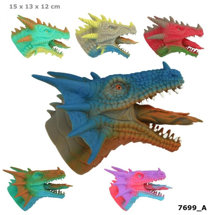 Dino World Hand puppet DRAGON 7699
