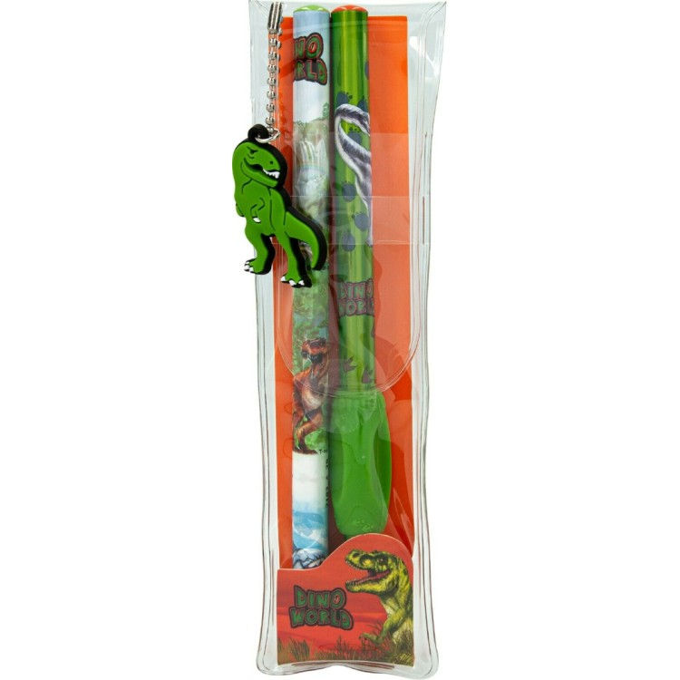 Dino World Pencil Set 7183_A