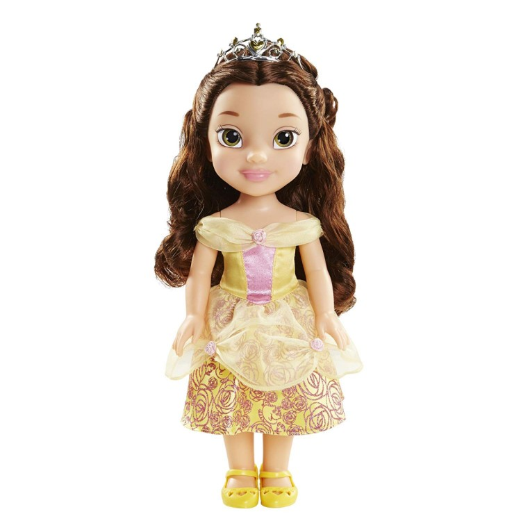 Disney Princess My First Belle Toddler Doll