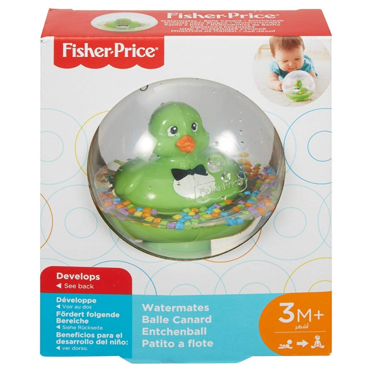 Fisher Price Watermates Green