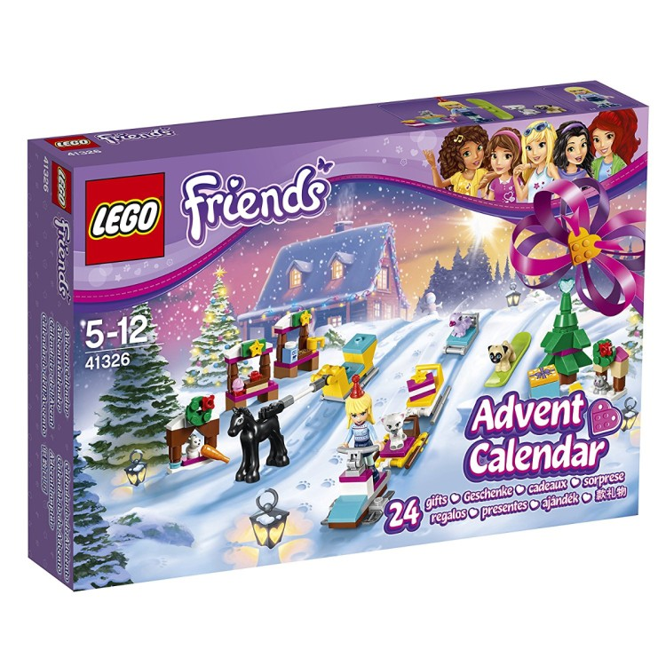 Lego 41326 Friends Advent Calendar