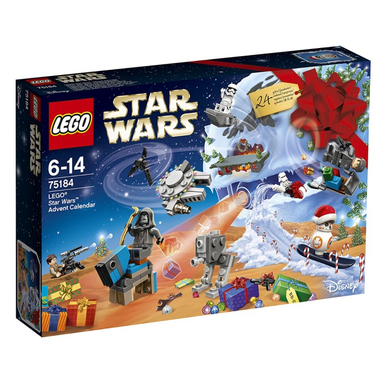 Lego 75184 Star Wars Advent Calendar