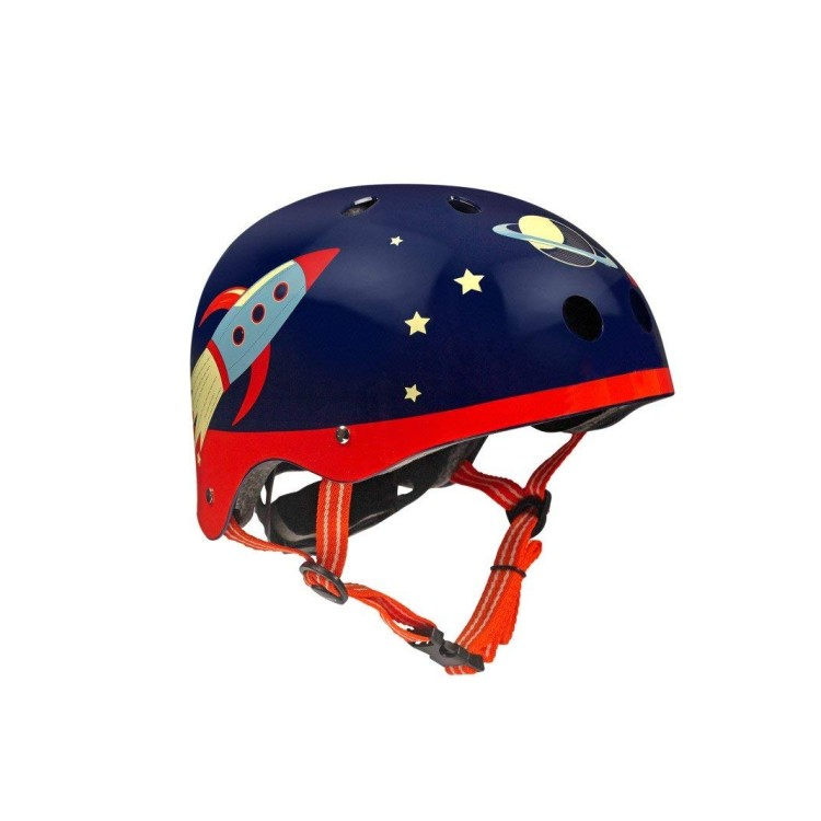 Micro - Retro Rocket Helmet Small NEW