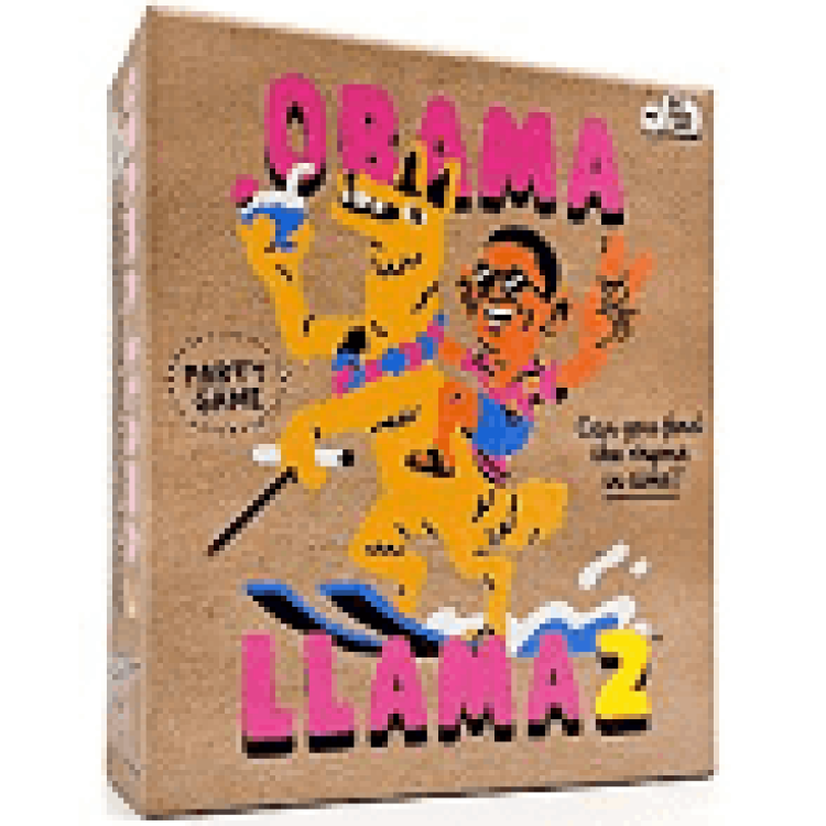 Big Potato Games - Obama Llama 2 Mini Edition