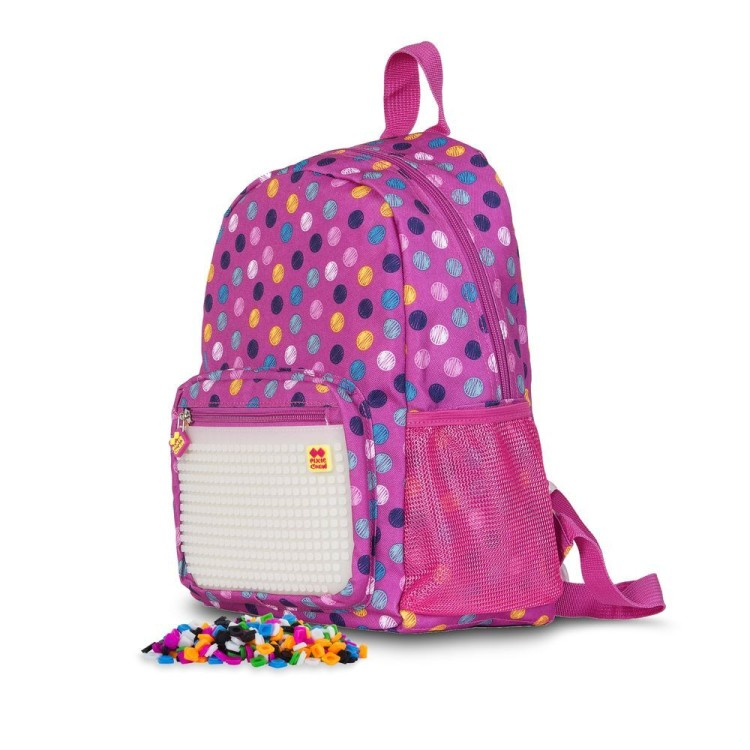 Pixie Crew Backpack - Bubble Gum, Glow in the Dark