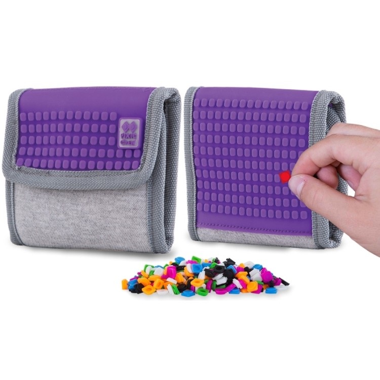 Pixie Crew Wallet - Purple