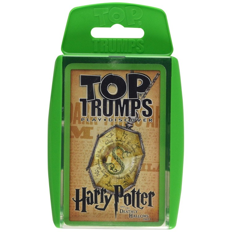 Top Trumps Harry Potter Deathly Hallows Part 1