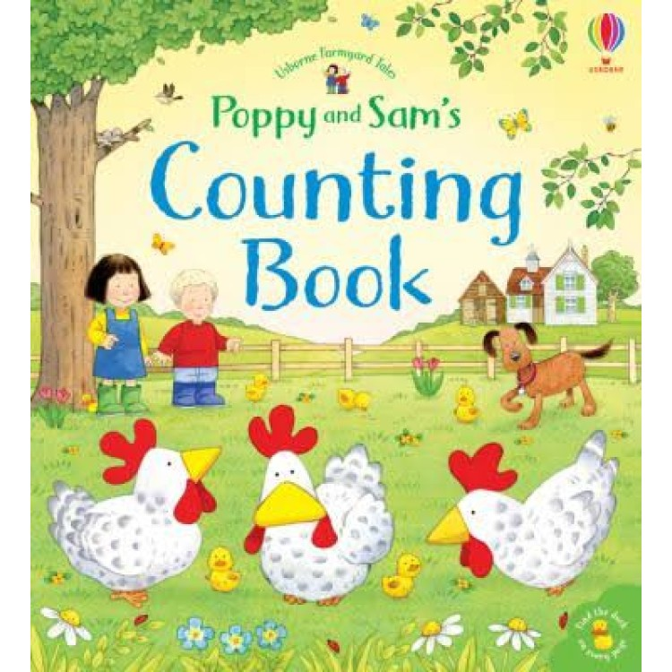 Usborne Poppy and Sam's Counting Book